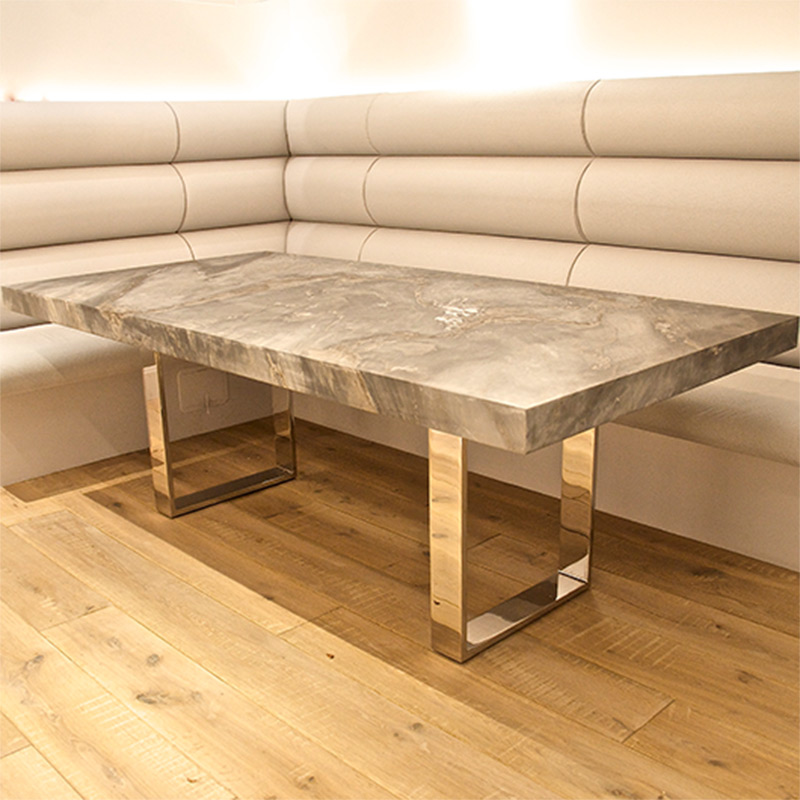 Custom Dining Table Custom Office Desk Andrew Nebbett Designs