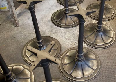 Bespoke Designs - Custom Table Bases