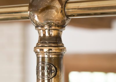 Antique Brass - Bespoke Rail Solutions