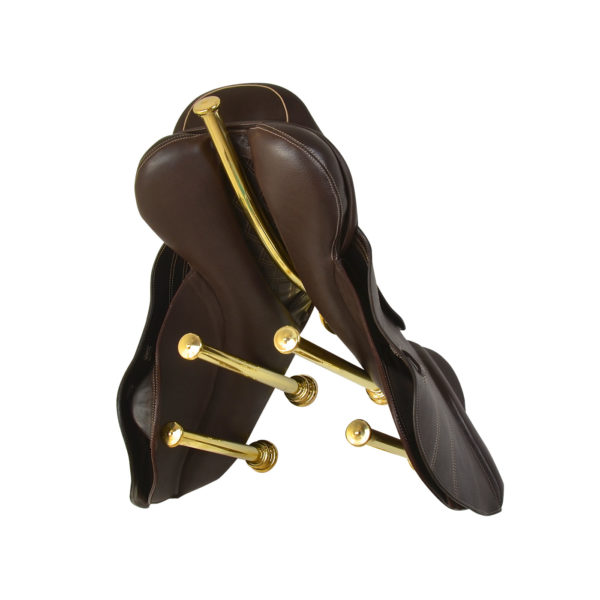 Equestrian Saddle Rack