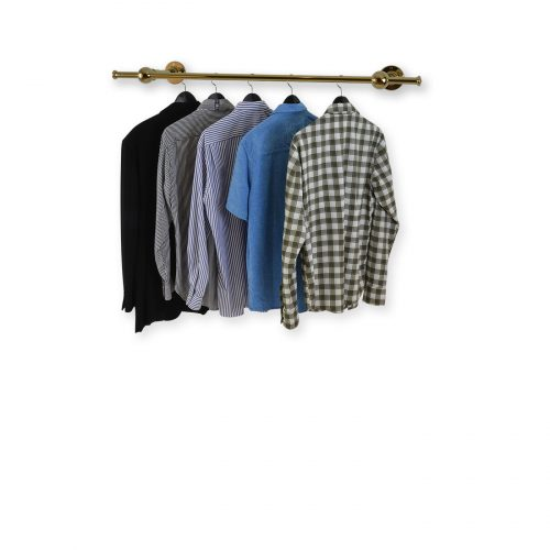 clothes rails clothes rack coat rack andrew nebbett designs. Black Bedroom Furniture Sets. Home Design Ideas
