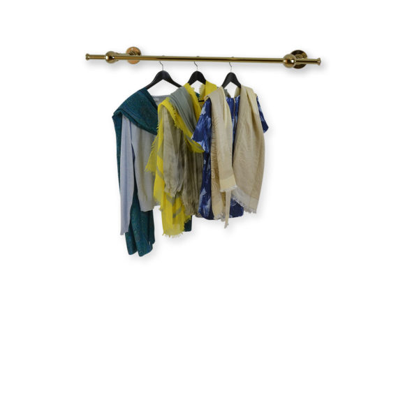 Ready-to-go Designs - The Bristol, Wall Mounted Clothes Rail