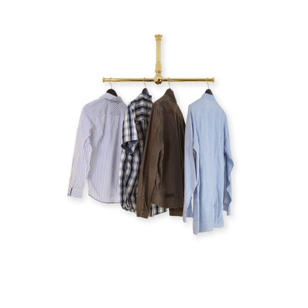 Ready-to-go Designs - The Carlisle, Ceiling Mounted Clothes Rail