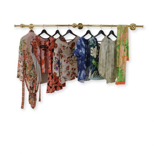 Ready-to-go Designs - The Chester, Wall Mounted Clothes Rail