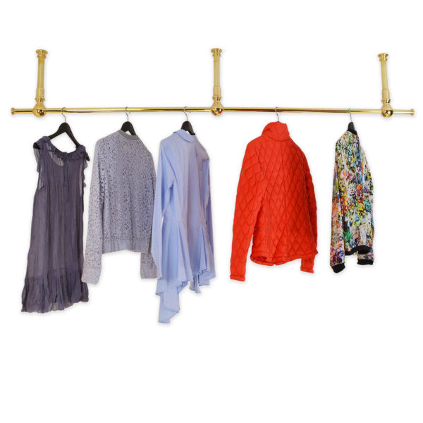 Ready-to-go Designs - The Manchester, Ceiling Mounted Clothes Rail