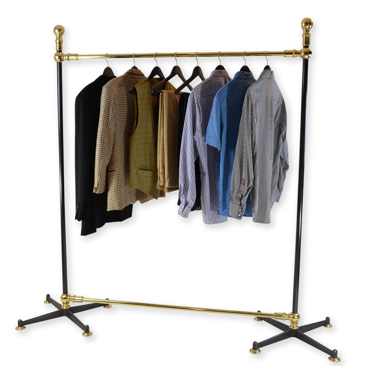 Free Standing Clothes Rail   The Oxford   Andrew Nebbett ...