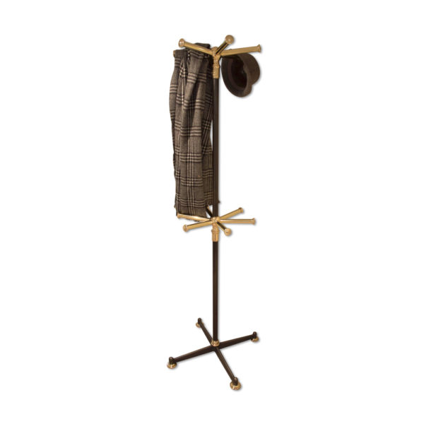 Andrew Nebbett Designs Classical Two Tier Coat Stand
