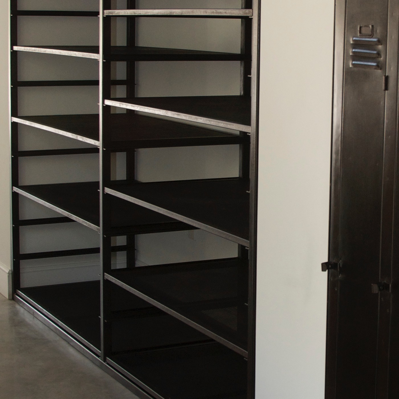Bespoke Kitchen Shelving & Boot Room Storage
