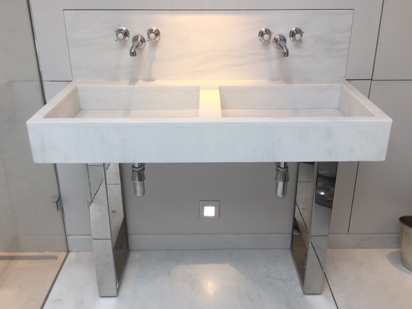 Bespoke Bathroom Washstand
