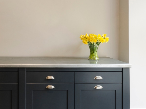 Made-To-Measure Zinc Worktop