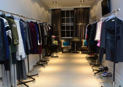Boutique retail display solutions