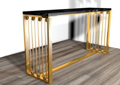 Billiard Room Console Table